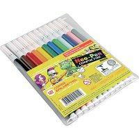Canetinha hidrocolor 12 cores Neo Pen Compactor