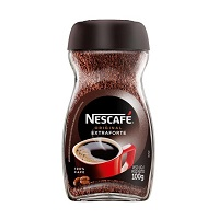 Café solúvel Nescafé extra forte original  100g.