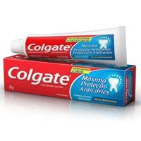Creme dental Colgate máxima proteção anticáries 90g