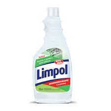 Desengordurante cozinha Limpol refil 500ml.