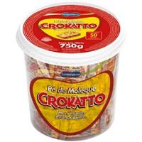 Pé de moleque crocante Crockatto Santa Helena 750g.