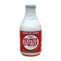 Leite de coco Do Vale 200ml.