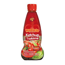 Ketchup tradicional Predilecta 400g