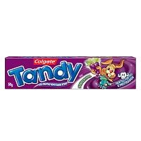 Creme dental Tandy sabor uva 50g