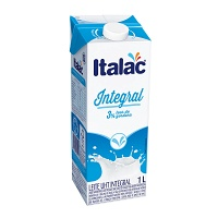 Leite integral Italac 1lt.