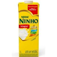 Leite integral Ninho Nestlé 1lt.