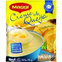 Creme de queijo Maggi 78g.