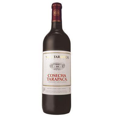 Vinho tinto seco Tarapacá Cosecha Cabernet Sauvignon