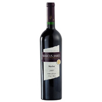 Vinho tinto Merlot Marcus James 750ml