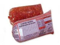 Carne moida congelada tubo Mafripar 500g