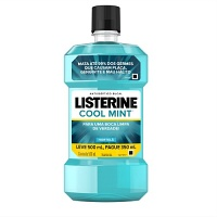Anti séptico bucal Cool Mint Listerine 500ml