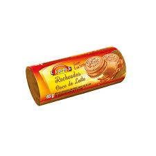 Mini biscoito recheado doce de leite Liane 65g