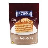 Mistura para pão de ló Fleischmann 350g