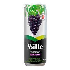 Suco pronto de uva lata Del Valle 290ml