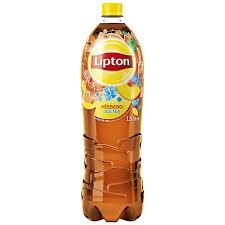 Chá ice tea pêssego Lipton 1,5lts.