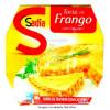 Torta de frango c/ requeijão  Sadia 500g.