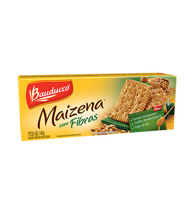 Biscoito Maizena Bauducco 170g.