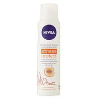 Desodorante aerosol stress protect women Nivea 150ml