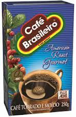 Café torrado e moido American Roast Gourmet Brasileiro 250g