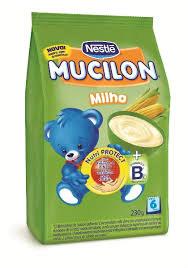 Mucilon milho sachê Nestlé 230g