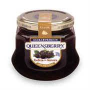 Geléia amora Queensberry 320g.