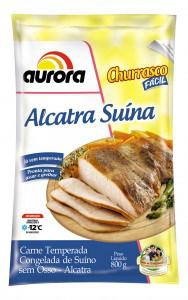 Alcatra suina churrasco fácil 800g