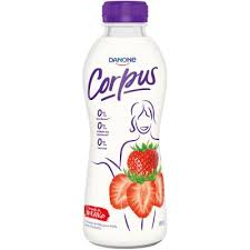 Iogurte corpus light sabor morango Danone 850ml