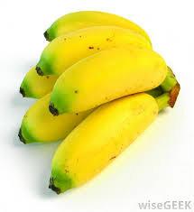 Banana maçã de vez (kg)