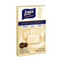 Chocolate branco zero açucar Linea sucralose 30g