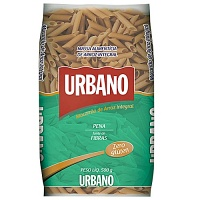 Massa pena integral de arroz sem glúten Urbano 500g