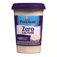Requeijão light zero lactose Polenghi 200g