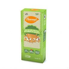 Doce de leite com coco zero adição de açúcar Flormel 75g
