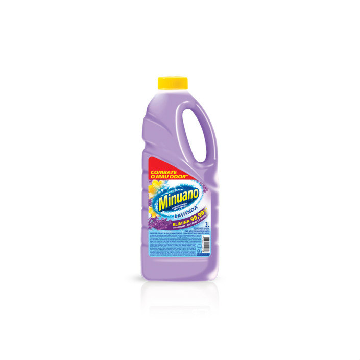 Desinfetante lavanda Minuano 2lts