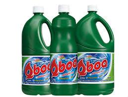 Água Sanitária Q Boa 2lts.(pacote c/ 3 unid.)