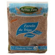 Farelo de trigo grosso 400g
