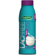 Iogurte desnatado zero lactose Verde Campo 500g
