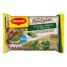 Tempero em pó salsinha, óregano e cebola Maggi Natusabor 40g