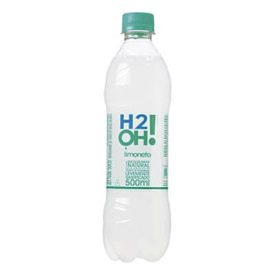 H2OH limoneto 500 ml.