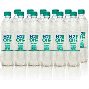 H2OH limoneto 500 ml. (pacote c/12 unidades)