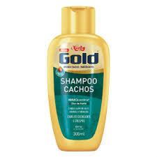 Shampoo cachos Niely Gold 300ml.