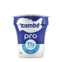 Iogurte integral zero lactose light Pro  Itambé 120g