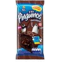 Bolinho Pinguinos triplo chocolate Ana Maria 80g