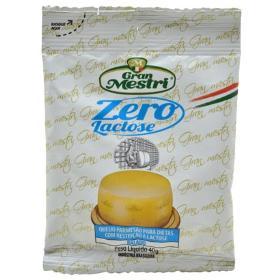 Queijo ralado parmesão zero lactose Gran Mestri 40g