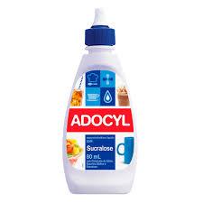 Adoçante líquido sucralose Adocyl 80ml