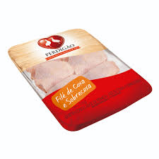 Coxa e sobrecoxa desossado de frango Perdigão 2kg