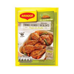 Tempero p/ frango assado c/ toque de azeite Maggi 25g