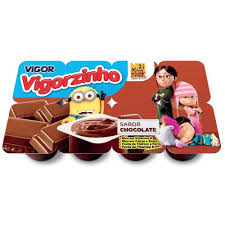 Petit Suisse sabor chocolate Vigor Minions 360g