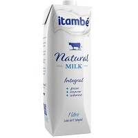 Leite longa vida Natural Milk fresco Itambé 1lt