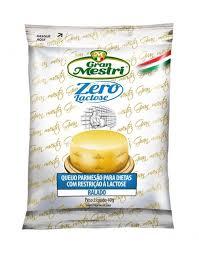 Queijo parmesão ralado zero lactose Gran Mestri 40g