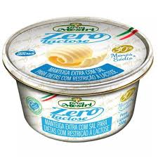 Manteiga com sal zero lactose Gran Mestri 200g